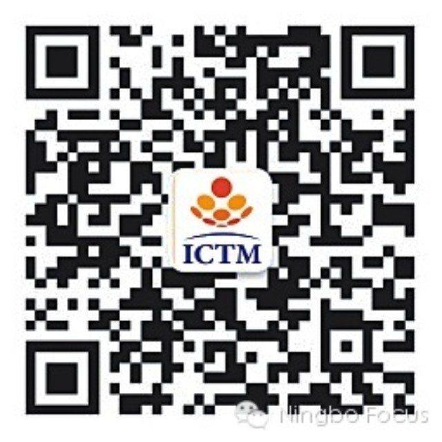 ICTM Wechat QR code
